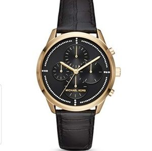 Michael kors oversized slater watch